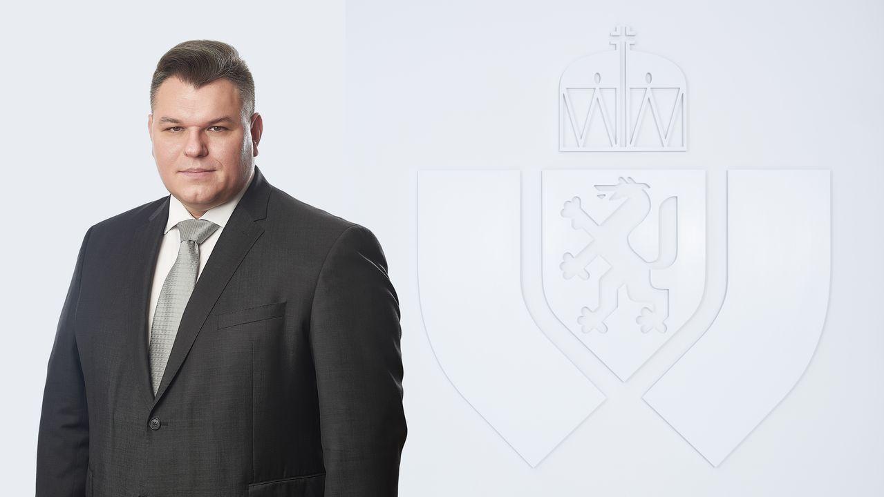 Hrvoje Grčić, bacc. oec., MBA