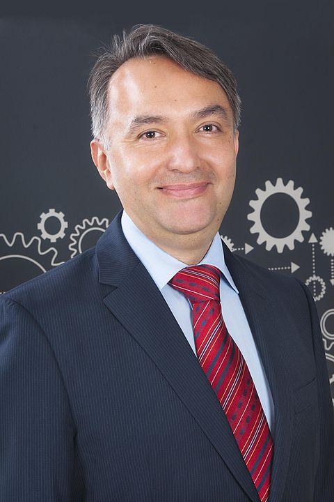 Igor Pureta, mag.ing., MBA
