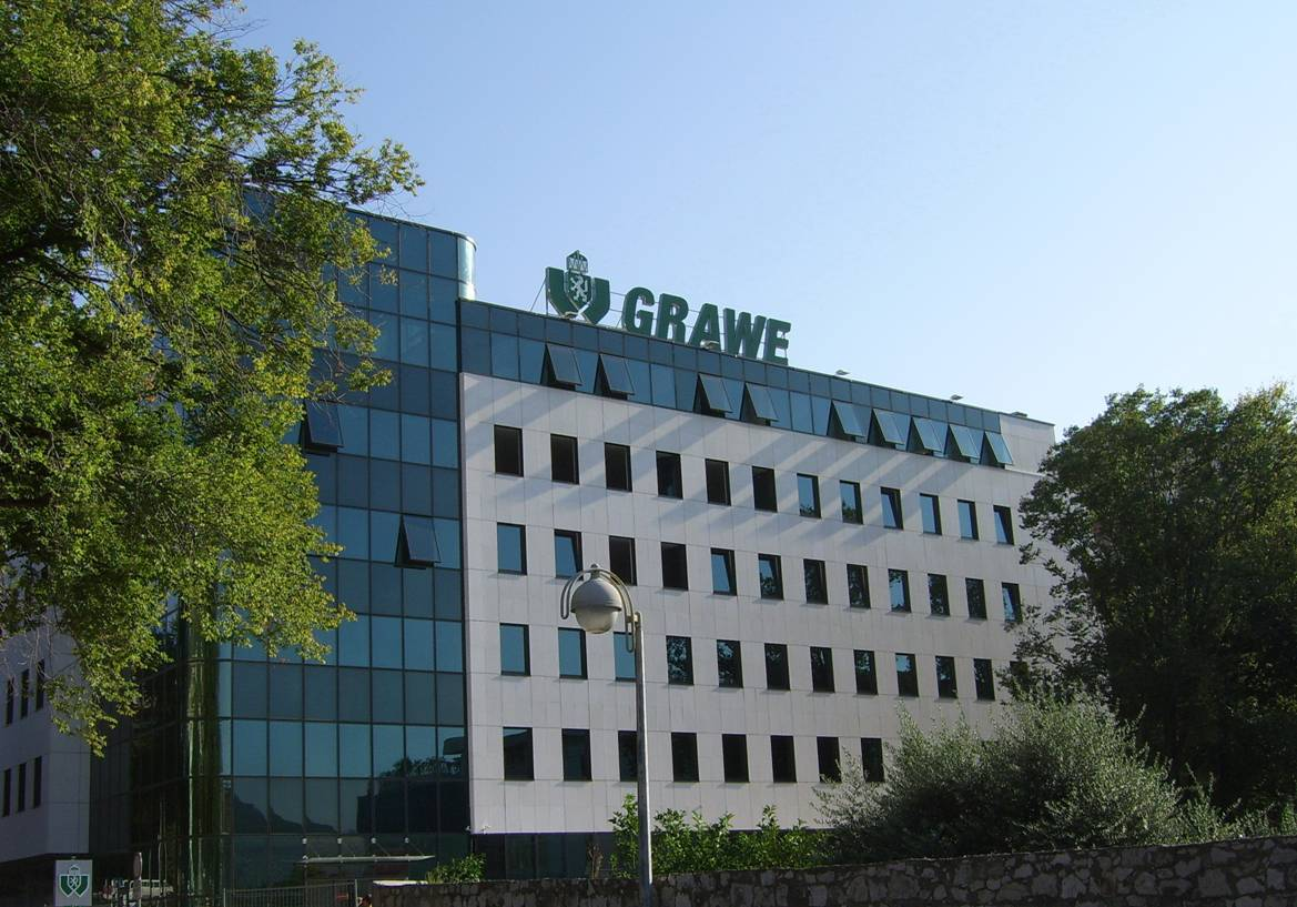 GRAWE Real Estate Ltd. building in Dubrovnik