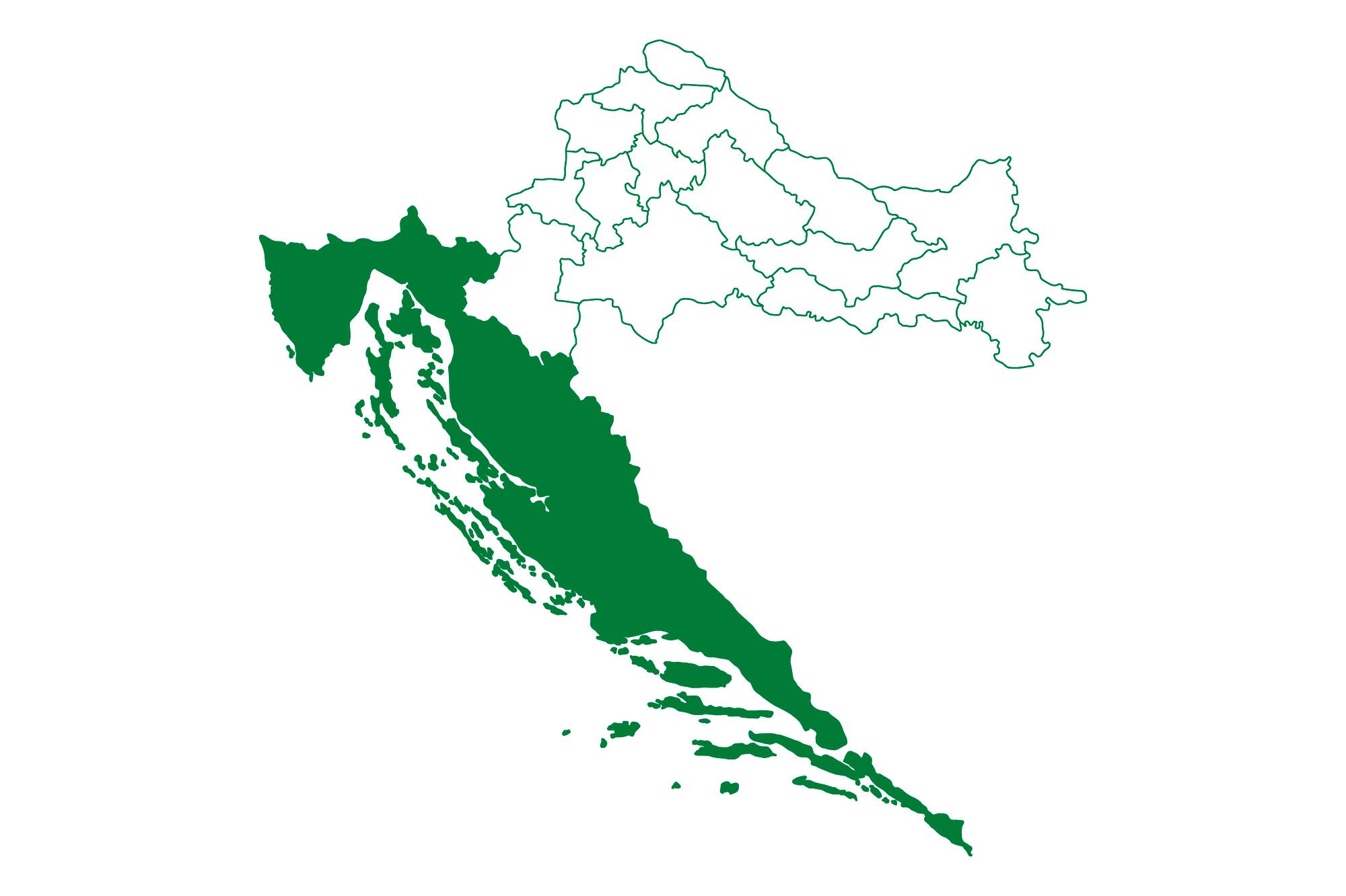 GRAWE Partneri: Istra, Kvarner i Dalmacija