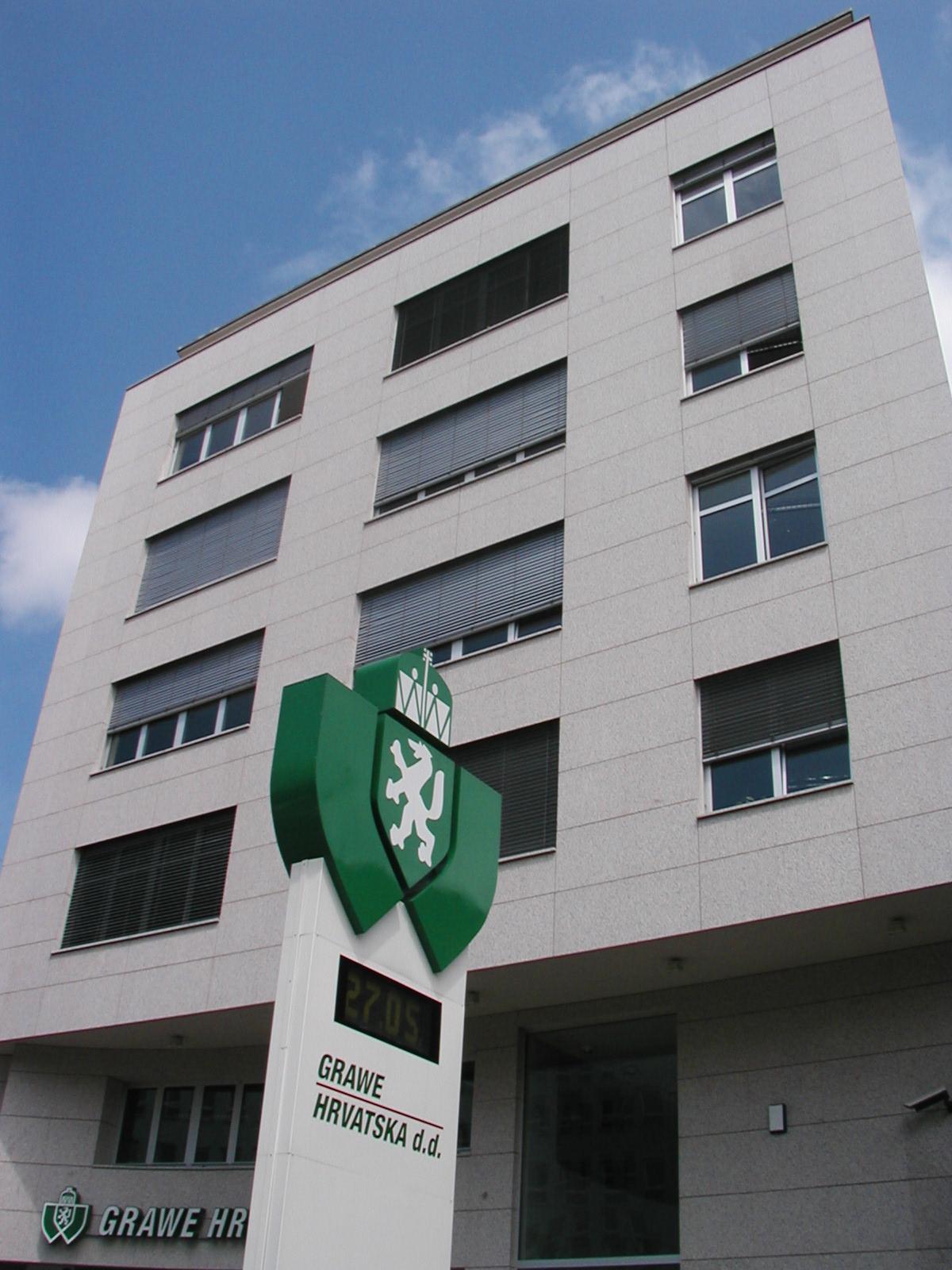 GRAWE Hrvatska d.d. generalna direkcija u Zagrebu
