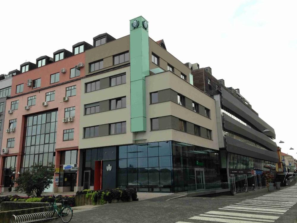 Zgrada u Ribarskoj 10, Osijek