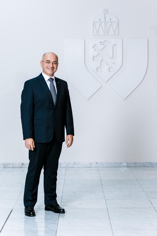 Mag. Gerald Gröstenberger